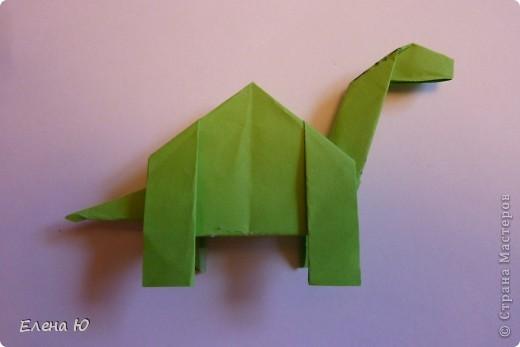 Вот такое семейство бронтозавриков у меня поселилось))) фото 34