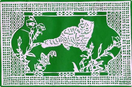 Вот и долгожданный котенок 4 (первые три здесь: http://stranamasterov.ru/node/358090, http://stranamasterov.ru/node/361417, http://stranamasterov.ru/node/366079). фото 2