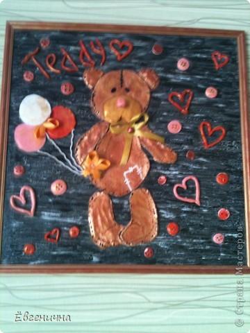 Куколка. Деревянная палка, на ней бумага, фольга, сверху ткань. фото 2