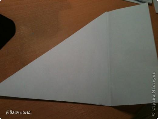 Кувшинка из бумаги фото 1