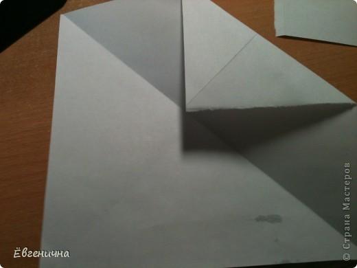 Кувшинка из бумаги фото 3