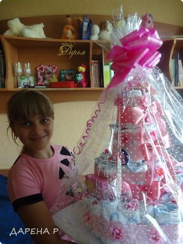 недввно у меня родился очередной племянник... решили порадовать тетю оригинальным подарком... фото 7