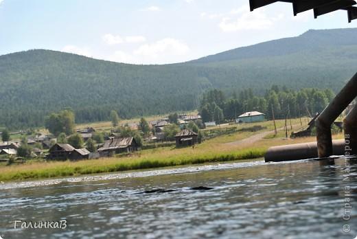 Во время своей поездки на Урал съездили мы в очень живописное место. Это село Косья. Расположено оно в окружении живописных лесистых холмов. фото 27