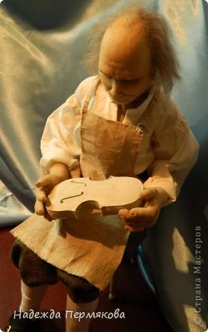 Ты не знаешь, ты не знаешь, что такое эта скрипка, Что такое темный ужас начинателя игры..... фото 1