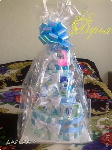 недввно у меня родился очередной племянник... решили порадовать тетю оригинальным подарком... фото 2