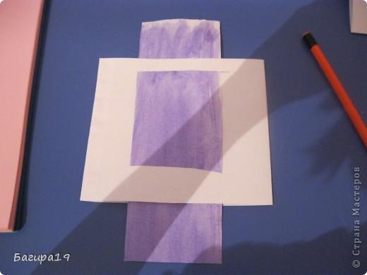 Вот и нормальный МК. Ссылка на конкурс:http://stranamasterov.ru/node/397979. Фокусы будут такие:  Фокус - равновесие И фокус - волшебный конверт! фото 10