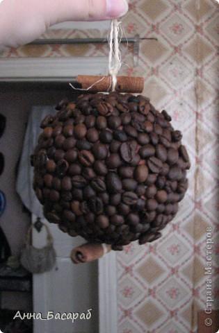 Кофейный шарик