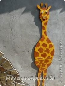 жираф        маргошаефремова