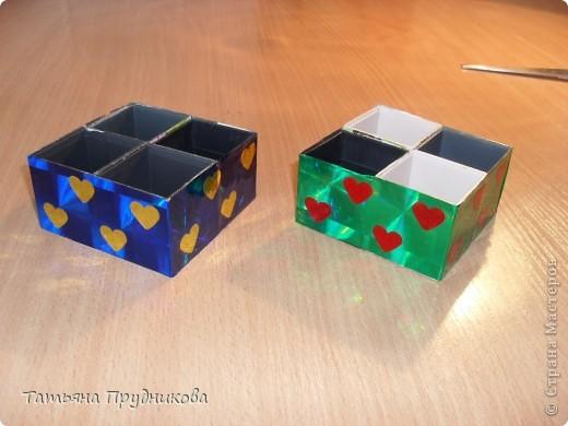 Несколько кубиков на работе оказались испорчены, а выбросить, как обычно, жаль.  фото 2