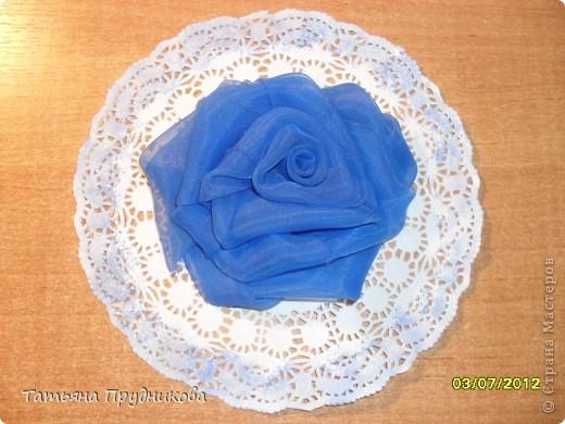 Основа - кусок светло-голубых обоев, наклеенный на картон, дырокольности в виде бабочек, сердечек, цветочков (бабочки и цветочки в буковках - из бумаги для принтера, сердечки - из самоклейки), а розочки - из остатков ткани.  фото 4