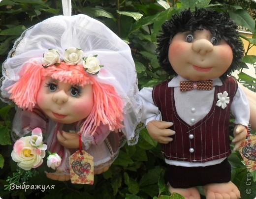 Началась свадебная пора, начались свадебные заказы. Вот работы последней недели. фото 1