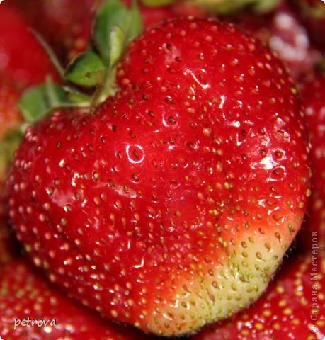 В этот раз я хочу разместить несколько кулинарных рецептов и просто фотографии фруктов-ягод-овощей. Лето, жара... фруктово-овощная благодать! фото 20