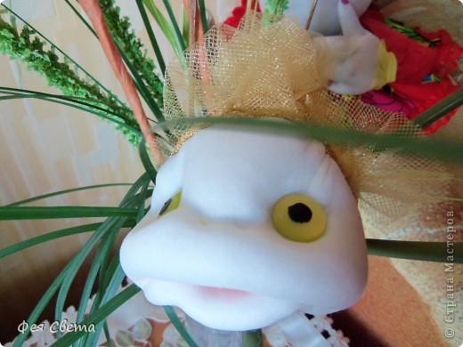 Золотая рыбка есть, дело за желаниями... фото 1