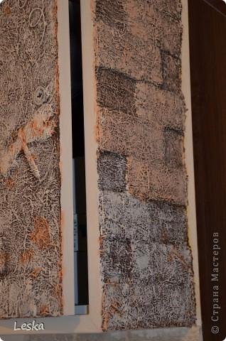 """Мастерицы,доброго времени суток!!! Очень рада,что снова с вами))) После ремонта  в коридоре остался жуткого цвета ящик с  счетчиком. Надо было срочно  его  """"окультурить"""")))) Конечно за идеями  обратилась в страну....и вот что получилось))) Сделано, в первую очередь, по мастер-классу Елены Франскевич!!!, http://stranamasterov.ru/node/394541?c=favorite, вдохновила авторская техника  Татьяны Сорокиной """"пейп-арт"""" http://stranamasterov.ru/node/308701?c=favorite, рисунок  за основу  взят у gyn http://stranamasterov.ru/node/285034?c=favorite фото 3"""