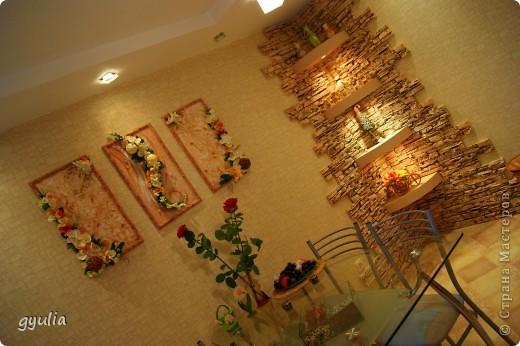 Коллажи из цветов фото 2