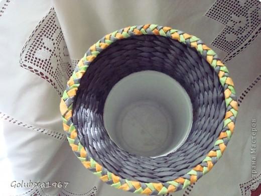 Лето ведь,вот и плетёнка летняя,зимой чтоб нескучно было семечки щёлкать. фото 7