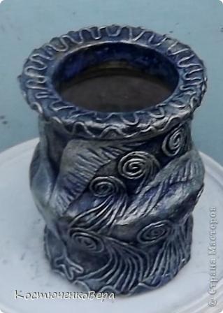Потихонечку натворила новые бутылочки в технике пейп арт. http://stranamasterov.ru/user/151613 Новые эксперименты. фото 5