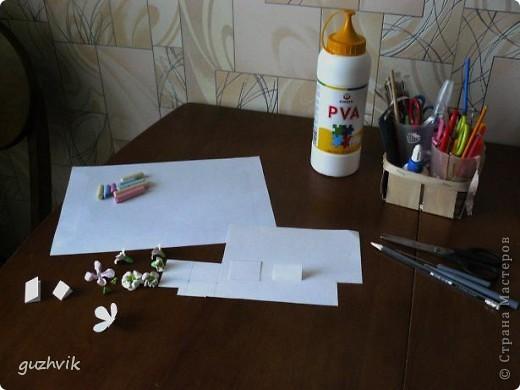 Цветочки и мини-МК. Буду рассказывать и показывать как я делала эти цветочки. фото 2