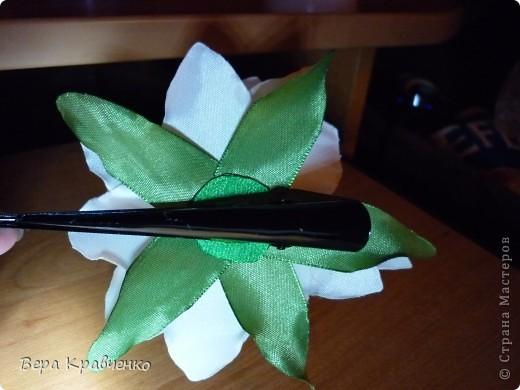 Приветик всем!!!! Вот такая лилия у меня получилась!!! фото 4