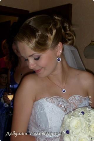 Лавандовая свадьба: любительский фоторепортаж фото 2