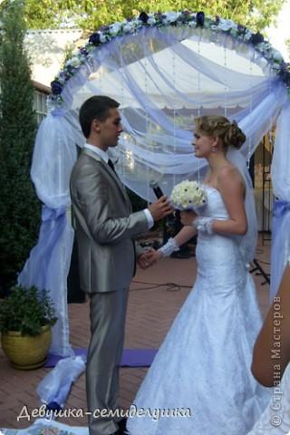 Лавандовая свадьба: любительский фоторепортаж фото 5