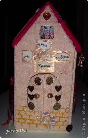 Дом, где живет любовь (много фото) фото 2