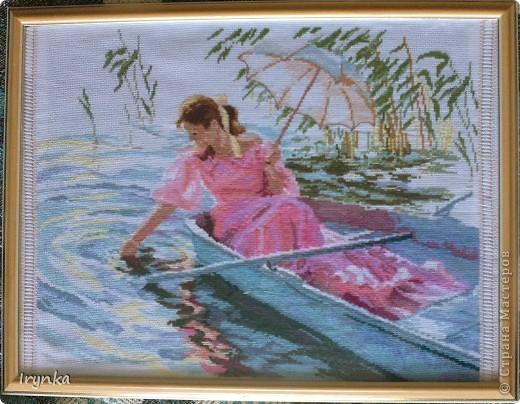 В лодке. фото 1