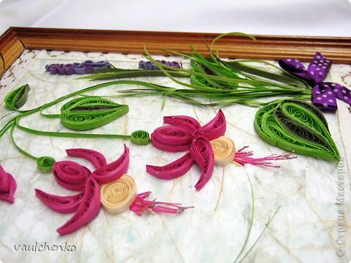 Получился у меня букетик нежных цветов... фото 5