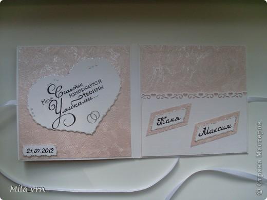 Вот несколько комплектов упаковки для диска и фотографий (все именные и датированные) фото 12