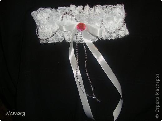 Дубль-букет для невесты. Спасибо за МК  Эльвира С.      http://stranamasterov.ru/node/359474?c=favorite_1388 фото 6