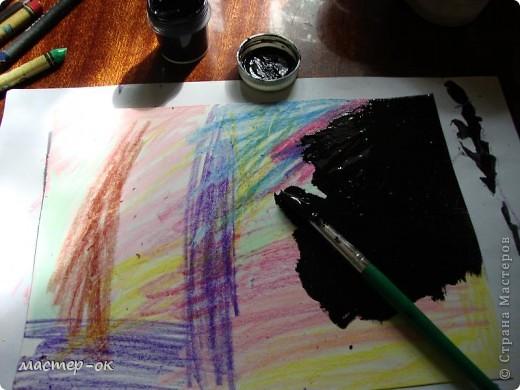 итак, сегодня мы с вами будем делать гравюру. фото 4