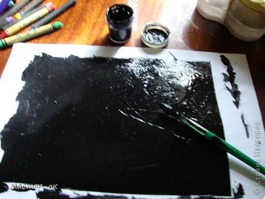 итак, сегодня мы с вами будем делать гравюру. фото 5