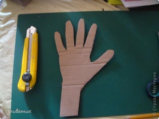 Вот сделала еще одну руку! фото 5