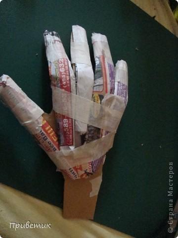 Вот сделала еще одну руку! фото 10