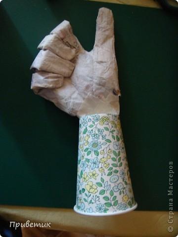 Вот сделала еще одну руку! фото 12