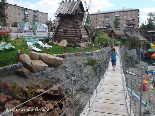 """Итак продолжу рассказ о поездке 2011 года. После Зюраткуля мы направились в город Сатку, чтобы посмотреть """"Сонькину Лагуну"""". Об этом парке, признаюсь, мы не знали вовсе-хотя живем не так далеко. Не знали о нем и родственники в Магнитогорске. фото 2"""