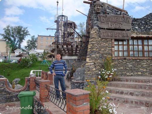 """Итак продолжу рассказ о поездке 2011 года. После Зюраткуля мы направились в город Сатку, чтобы посмотреть """"Сонькину Лагуну"""". Об этом парке, признаюсь, мы не знали вовсе-хотя живем не так далеко. Не знали о нем и родственники в Магнитогорске. фото 28"""