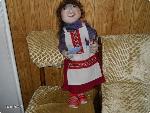 кукла,рост60см,на каркасе фото 10