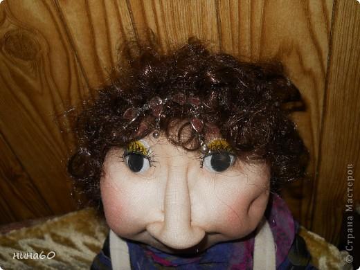 кукла,рост60см,на каркасе фото 9