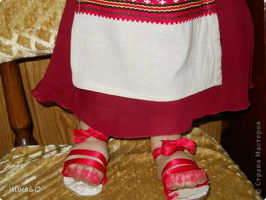 кукла,рост60см,на каркасе фото 7