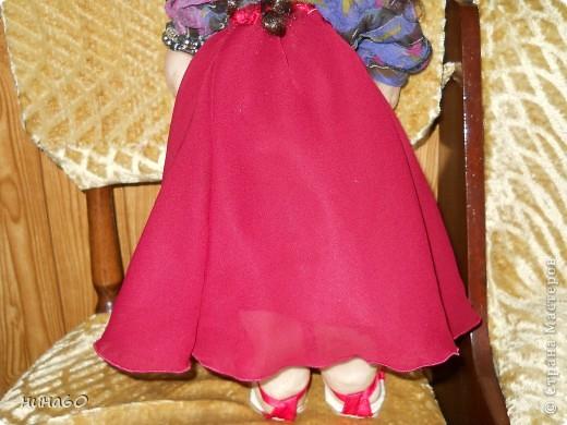 кукла,рост60см,на каркасе фото 6