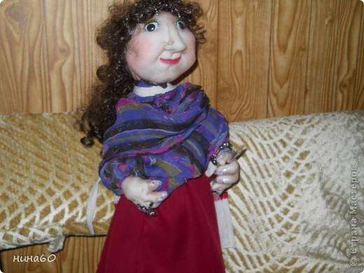 кукла,рост60см,на каркасе фото 2