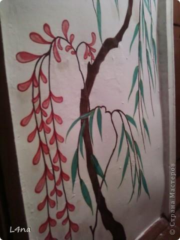 Представляю вам очередные мои художества на стенах фото 8