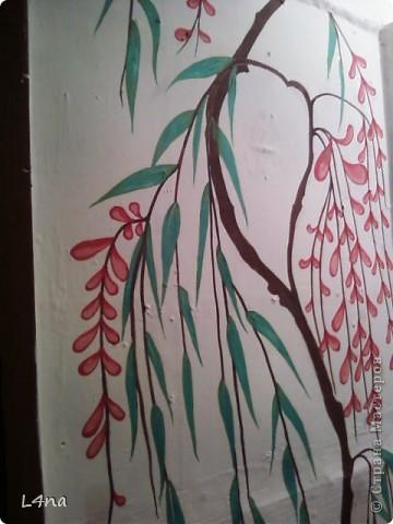Представляю вам очередные мои художества на стенах фото 9