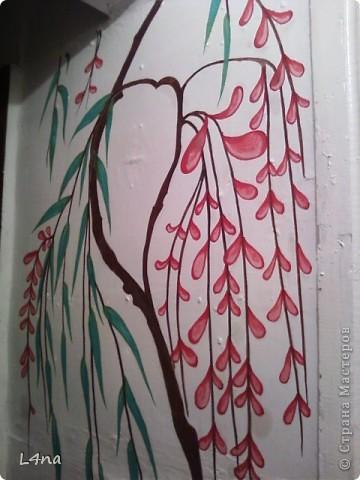 Представляю вам очередные мои художества на стенах фото 10