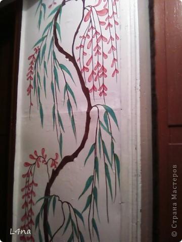 Представляю вам очередные мои художества на стенах фото 11
