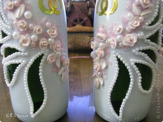 Вот такой получился бело-розовый набор фото 2