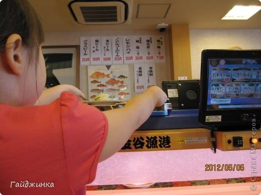 Разгребая фотки наткнулась на фото, сделанные еще в мае. Это мы заезжали покушать суши. На этой фотографии макеты! Про макеты подробнее тут: http://stranamasterov.ru/node/87699 фото 8
