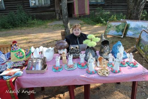 Я на моей первой ярмарке) и мои поделки к ней фото 1