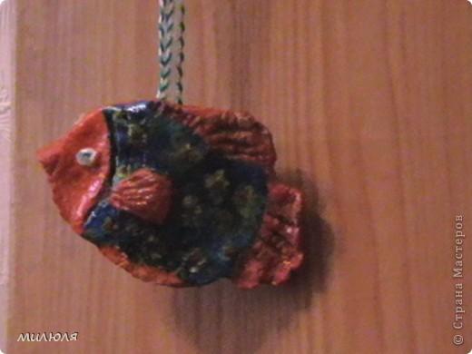 Вот такая моя рыбка и другие работы. фото 1